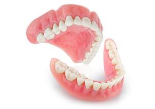 протезы зубные установка